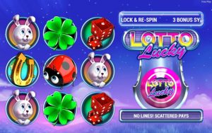 Lotto Lucky kolikkopeli